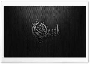 Opeth HD Wide Wallpaper for Widescreen