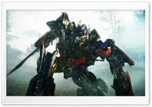 Optimus Prime - Transformers Revenge of the Fallen HD Wide Wallpaper for Widescreen
