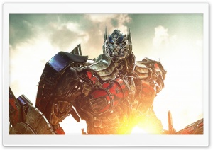 Optimus Prime T4 HD Wide Wallpaper for Widescreen