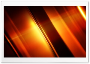 Orange and Abstract HD Wide Wallpaper for Widescreen