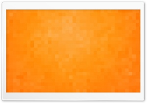 Orange Pixelated Background Ultra HD Wallpaper for 4K UHD Widescreen desktop, tablet & smartphone