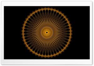 Orange Spirale