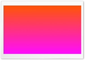 Orange to Pink Ombre Background