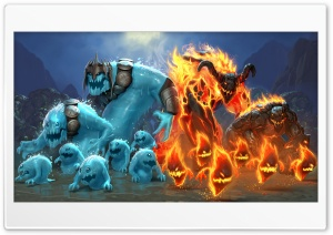 Orcs Must Die 2 Fire And Water HD Wide Wallpaper for Widescreen