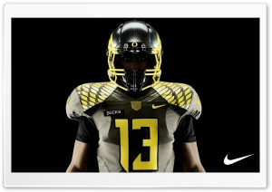 Oregon Ducks Jersey HD Wide Wallpaper for Widescreen