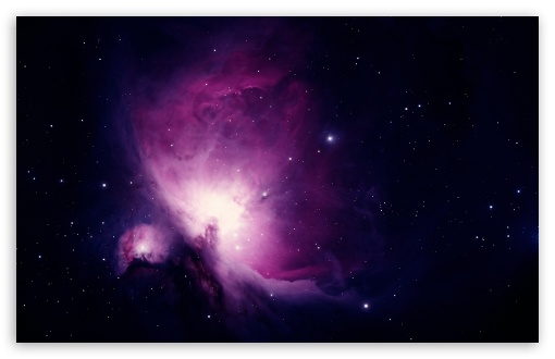 Orion Nebula 4K HD Desktop Wallpaper for 4K Ultra HD TV