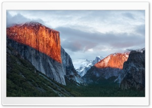 OS X El Capitan HD Wide Wallpaper for Widescreen