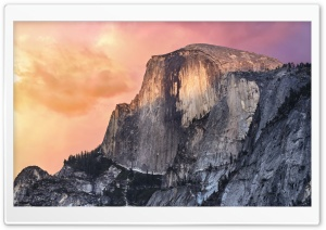 OS X Yosemite HD Wide Wallpaper for Widescreen