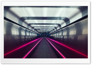 Oslo Subway HD Wide Wallpaper for Widescreen