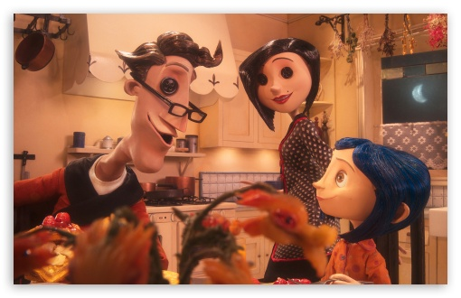 Other Father, Other Mother And Coraline ❤ 4K UHD Wallpaper for Wide 16:10 5:3 Widescreen WHXGA WQXGA WUXGA WXGA WGA ; 4K UHD 16:9 Ultra High Definition 2160p 1440p 1080p 900p 720p ; Standard 3:2 Fullscreen DVGA HVGA HQVGA ( Apple PowerBook G4 iPhone 4 3G 3GS iPod Touch ) ; Mobile 5:3 3:2 16:9 - WGA DVGA HVGA HQVGA ( Apple PowerBook G4 iPhone 4 3G 3GS iPod Touch ) 2160p 1440p 1080p 900p 720p ;