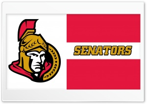 Ottawa Senators HD Wide Wallpaper for 4K UHD Widescreen desktop & smartphone