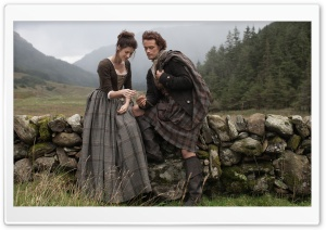 Outlander TV Series HD Wide Wallpaper for Widescreen