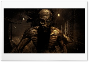 Outlast HD Wide Wallpaper for 4K UHD Widescreen desktop & smartphone