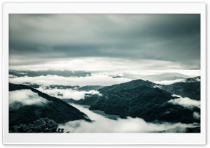 Overcast Day HD Wide Wallpaper for Widescreen