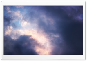 Overcast Sky HD Wide Wallpaper for Widescreen