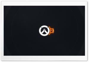 Overwatch 2 Logo Ultra HD Wallpaper for 4K UHD Widescreen desktop, tablet & smartphone
