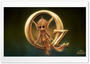 Oz - The Great And Powerful  River Fairy HD Wide Wallpaper for Widescreen