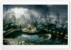Oz The Great And Powerful HD Wide Wallpaper for Widescreen