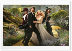 Oz the Great and Powerful 2013 Movie HD Wide Wallpaper for Widescreen