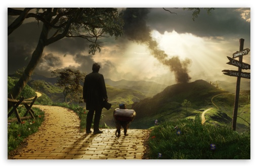 Oz The Great and Powerful - Finley and Oscar James Franco HD wallpaper for Wide 16:10 5:3 Widescreen WHXGA WQXGA WUXGA WXGA WGA ; HD 16:9 High Definition WQHD QWXGA 1080p 900p 720p QHD nHD ; Standard 4:3 5:4 3:2 Fullscreen UXGA XGA SVGA QSXGA SXGA DVGA HVGA HQVGA devices ( Apple PowerBook G4 iPhone 4 3G 3GS iPod Touch ) ; Tablet 1:1 ; iPad 1/2/Mini ; Mobile 4:3 5:3 3:2 16:9 5:4 - UXGA XGA SVGA WGA DVGA HVGA HQVGA devices ( Apple PowerBook G4 iPhone 4 3G 3GS iPod Touch ) WQHD QWXGA 1080p 900p 720p QHD nHD QSXGA SXGA ;