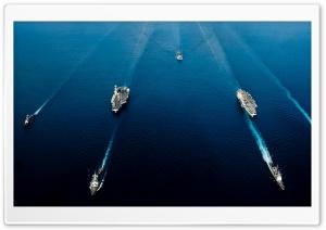 Pacific Fleet HD Wide Wallpaper for Widescreen