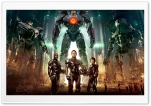 Pacific Rim HD Wide Wallpaper for Widescreen