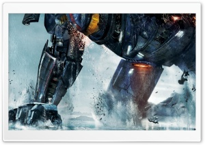 Pacific Rim Jaeger HD Wide Wallpaper for Widescreen