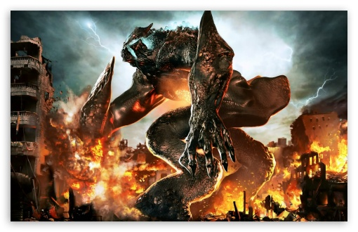 Pacific Rim Monster Kaiju HD wallpaper for Wide 16:10 5:3 Widescreen WHXGA WQXGA WUXGA WXGA WGA ; HD 16:9 High Definition WQHD QWXGA 1080p 900p 720p QHD nHD ; Standard 4:3 5:4 3:2 Fullscreen UXGA XGA SVGA QSXGA SXGA DVGA HVGA HQVGA devices ( Apple PowerBook G4 iPhone 4 3G 3GS iPod Touch ) ; iPad 1/2/Mini ; Mobile 4:3 5:3 3:2 16:9 5:4 - UXGA XGA SVGA WGA DVGA HVGA HQVGA devices ( Apple PowerBook G4 iPhone 4 3G 3GS iPod Touch ) WQHD QWXGA 1080p 900p 720p QHD nHD QSXGA SXGA ;