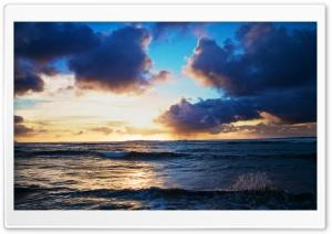 Pacific Watercolors Ultra HD Wallpaper for 4K UHD Widescreen desktop, tablet & smartphone
