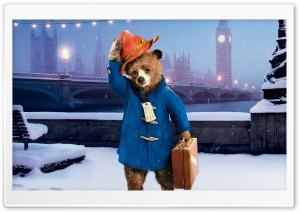 Paddington 2015 Movie HD Wide Wallpaper for 4K UHD Widescreen desktop & smartphone