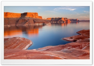 Padre Bay, Lake Powell, Utah HD Wide Wallpaper for 4K UHD Widescreen desktop & smartphone