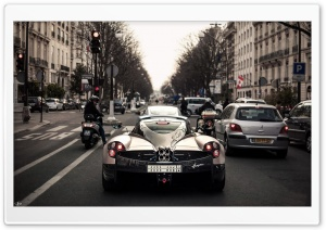 Pagani HD Wide Wallpaper for Widescreen