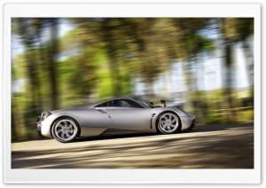 Pagani Huayra HD Wide Wallpaper for Widescreen