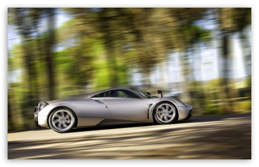 Pagani Huayra 4K HD Desktop Wallpaper for 4K Ultra HD TV ...