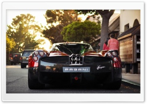 Pagani-Huayra-6.0 HD Wide Wallpaper for Widescreen