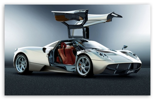 Pagani Huayra Silver Right Side View HD wallpaper for Standard 4:3 5:4 Fullscreen UXGA XGA SVGA QSXGA SXGA ; Wide 16:10 5:3 Widescreen WHXGA WQXGA WUXGA WXGA WGA ; HD 16:9 High Definition WQHD QWXGA 1080p 900p 720p QHD nHD ; Other 3:2 DVGA HVGA HQVGA devices ( Apple PowerBook G4 iPhone 4 3G 3GS iPod Touch ) ; Mobile VGA WVGA iPhone iPad PSP Phone - VGA QVGA Smartphone ( PocketPC GPS iPod Zune BlackBerry HTC Samsung LG Nokia Eten Asus ) WVGA WQVGA Smartphone ( HTC Samsung Sony Ericsson LG Vertu MIO ) HVGA Smartphone ( Apple iPhone iPod BlackBerry HTC Samsung Nokia ) Sony PSP Zune HD Zen ;