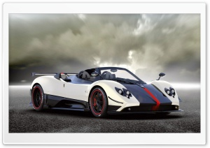 Pagani-Zonda HD Wide Wallpaper for Widescreen
