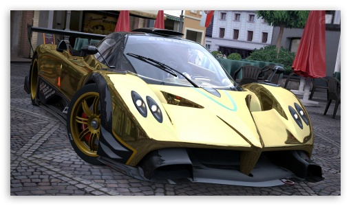 Pagani Zonda R Gold ❤ 4K UHD Wallpaper for 4K UHD 16:9 Ultra High Definition 2160p 1440p 1080p 900p 720p ; UHD 16:9 2160p 1440p 1080p 900p 720p ; Mobile 16:9 - 2160p 1440p 1080p 900p 720p ;
