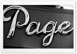 Page HD Wide Wallpaper for Widescreen