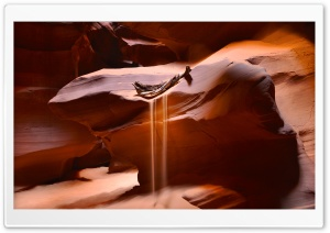 Page Antelope Canyon HD Wide Wallpaper for 4K UHD Widescreen desktop & smartphone