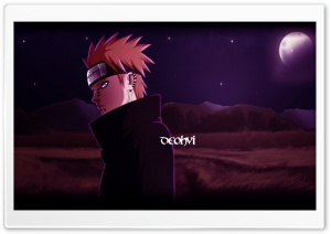 Pain Wallpaper - Naruto Ultra HD Wallpaper for 4K UHD Widescreen desktop, tablet & smartphone
