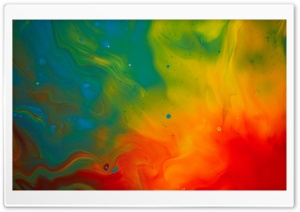 Paint Flames HD Wide Wallpaper for Widescreen