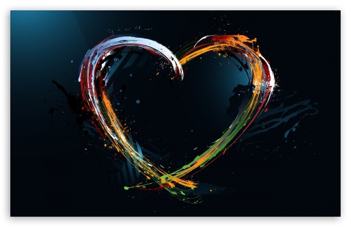 Paint Splash Heart HD wallpaper for Wide 16:10 5:3 Widescreen WHXGA WQXGA WUXGA WXGA WGA ; HD 16:9 High Definition WQHD QWXGA 1080p 900p 720p QHD nHD ; Standard 4:3 5:4 3:2 Fullscreen UXGA XGA SVGA QSXGA SXGA DVGA HVGA HQVGA devices ( Apple PowerBook G4 iPhone 4 3G 3GS iPod Touch ) ; Tablet 1:1 ; iPad 1/2/Mini ; Mobile 4:3 5:3 3:2 16:9 5:4 - UXGA XGA SVGA WGA DVGA HVGA HQVGA devices ( Apple PowerBook G4 iPhone 4 3G 3GS iPod Touch ) WQHD QWXGA 1080p 900p 720p QHD nHD QSXGA SXGA ;