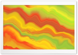 Paint Waves HD Wide Wallpaper for Widescreen