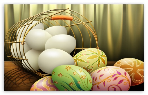 Painted Easter Eggs HD wallpaper for Wide 16:10 5:3 Widescreen WHXGA WQXGA WUXGA WXGA WGA ; HD 16:9 High Definition WQHD QWXGA 1080p 900p 720p QHD nHD ; Standard 4:3 5:4 3:2 Fullscreen UXGA XGA SVGA QSXGA SXGA DVGA HVGA HQVGA devices ( Apple PowerBook G4 iPhone 4 3G 3GS iPod Touch ) ; Tablet 1:1 ; iPad 1/2/Mini ; Mobile 4:3 5:3 3:2 16:9 5:4 - UXGA XGA SVGA WGA DVGA HVGA HQVGA devices ( Apple PowerBook G4 iPhone 4 3G 3GS iPod Touch ) WQHD QWXGA 1080p 900p 720p QHD nHD QSXGA SXGA ;