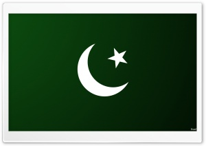 Pakistani Flag HD Wide Wallpaper for 4K UHD Widescreen desktop & smartphone