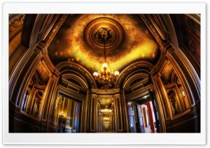 Palais Garnier HD Wide Wallpaper for Widescreen