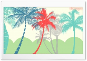 Palm Trees HD Wide Wallpaper for 4K UHD Widescreen desktop & smartphone