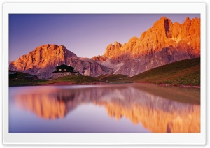 Panaveggio Natural Park, Italy HD Wide Wallpaper for Widescreen