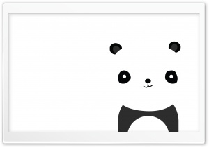 Panda HD Wide Wallpaper for Widescreen